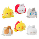 Molang-Peluche empilable 7 cm