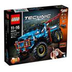 42070 - LEGO® Technic La dépanneuse tout-terrain 6x6 télécommandée
