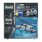 Maquette Hélicoptère Sh-60 Navy
