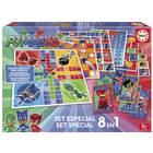 Pyjamasques - Coffret 8 jeux en 1