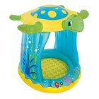 Piscine gonflable tortue