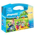 9103-Playmobil Family Fun-Valisette pique-nique en famille