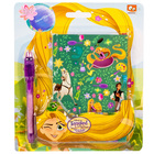 Carnet Secret Raiponce et stylo - Disney Princesses