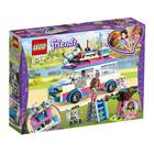 41333 - LEGO® Friends Le véhicule de mission d'Olivia