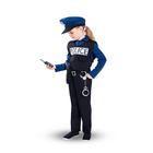 Déguisement policier 8/10 ans