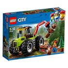60181 - LEGO® CITY - Le tracteur forestier