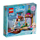 41155 - LEGO® Les aventures d'Elsa au marché - Disney La Reine des Neiges