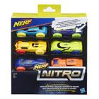 Nerf Nitro-Recharge de 6 voitures