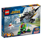 76096-LEGO® L'union de Superman et Krypto