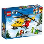 60179 - LEGO® City L'hélicoptère-ambulance