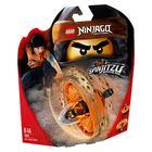 70637 - LEGO® NINJAGO Toupie Cole Maître du Spinjitzu