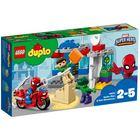 10876 - LEGO® DUPLO Les aventures de Spider-Man et Hulk