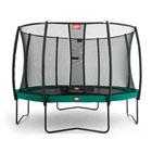 Trampoline Champion Green 430 Safety Net Comfort