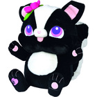 Enchantimals Peluche Moufette 50 cm - Caper
