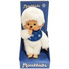 Peluche Monchhichi snow 20 cm