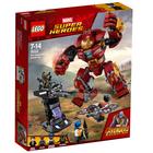 76104-LEGO® Le combat de Hulkbuster
