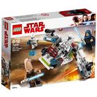 75206-LEGO® Star Wars Pack de combat des Jedi et des Clone Troopers