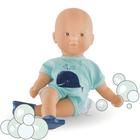 Poupon Corolle mini bain bleu