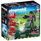 9346-Playmobil Ghostbuster Egon Spengler