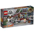 75932 - LEGO® Jurassic World La poursuite du Vélociraptor Jurassic Park