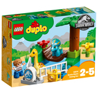 10879 - LEGO® DUPLO Le zoo des adorables dinos