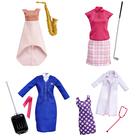 Coffret Barbie tenue et métiers