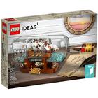 21313-LEGO® Bateau dans une bouteille