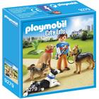 9279 - Entraineur et chiens Playmobil City Life