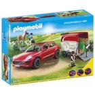 9376 - Playmobil Porsche - Porsche Macan GTS avec remorque pour chevaux