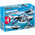9436 - Playmobil Action - Hydravion de police