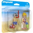 9449 - Couple de vacanciers Playmobil