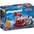 9467 - Pompier avec robot d'intervention Playmobil City Action
