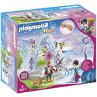 9471 - Frontière Cristal monde de l'Hiver Playmobil Magic