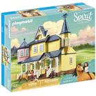 9475 - Playmobil Spirit - Maison de Lucky