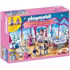 9485 - Calendrier de l'Avent Bal de Noël au salon de Cristal - Playmobil