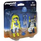 9492 - Spationaute et robot Playmobil Space