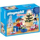 9495 - Playmobil Christmas - Famille et salon de Noël