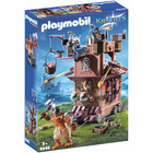 9340 - Tour d'attaque mobile des nains Playmobil Knights