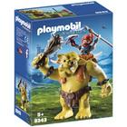 9343 - Troll géant et soldat nain Playmobil Knights