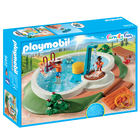 9422 - Piscine avec douche Playmobil Family Fun
