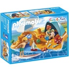 9425 - Famille de vacanciers et tente Playmobil Family Fun