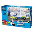 Plus Plus - Box mini basic 480 pièces Police