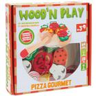 Pizza en bois