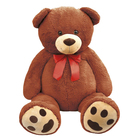 Peluche ours 175 cm