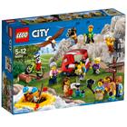 60202 - LEGO® City Figurines les aventures en plein air