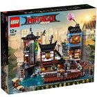 70657 - LEGO® NINJAGO Les quais de la ville NINJAGO®