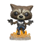 Figurine Rocket 201 Gardiens de la galaxie Funko Pop