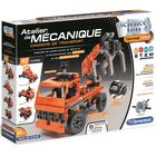 Atelier de mécanique camions de transport