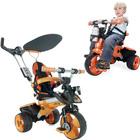 Tricycle évolutif City orange