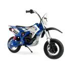 Moto électrique 24V Xtreme Blue Fighter